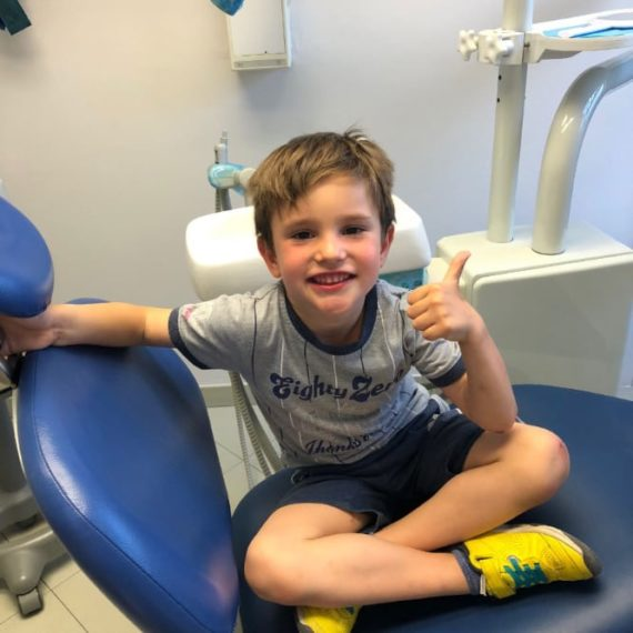Pedodonzia | Studio dentistico per bambini | Studio dentistico a Fiorano al serio | Studio dentistico Mbm