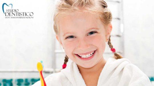 Dentista per bambini a Fiorano al Serio | Pedodonzia | Studio dentistico MBM